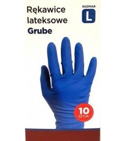 Rękawice Lateksowe rozmiar L
